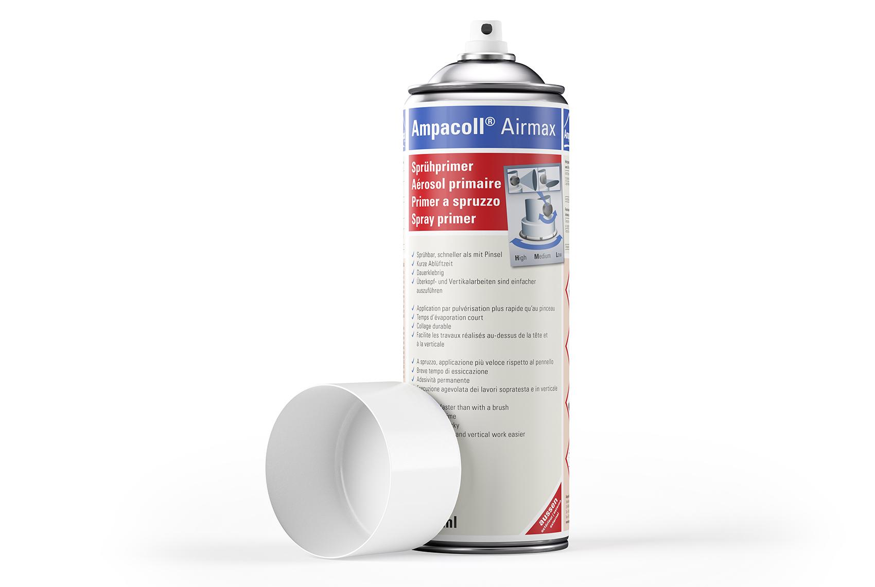 Ampacoll Airmax - Sprühprimer von Ampack