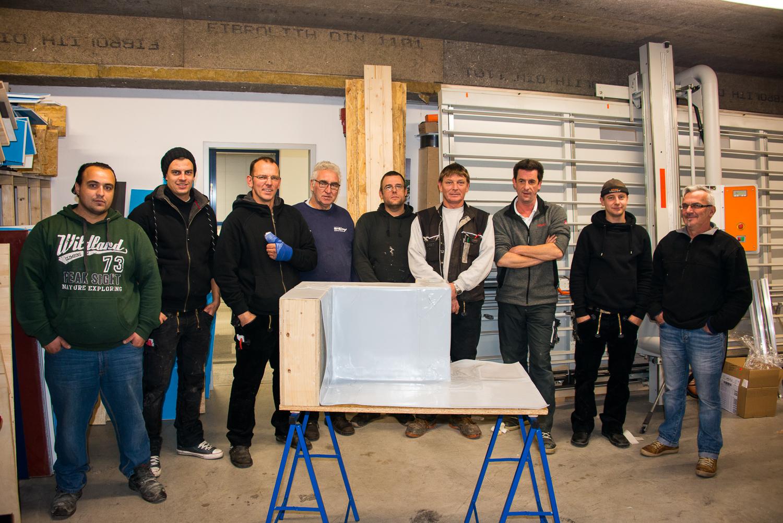 Teilnehmer Alwitra Schulung in Gevelsberg 2014