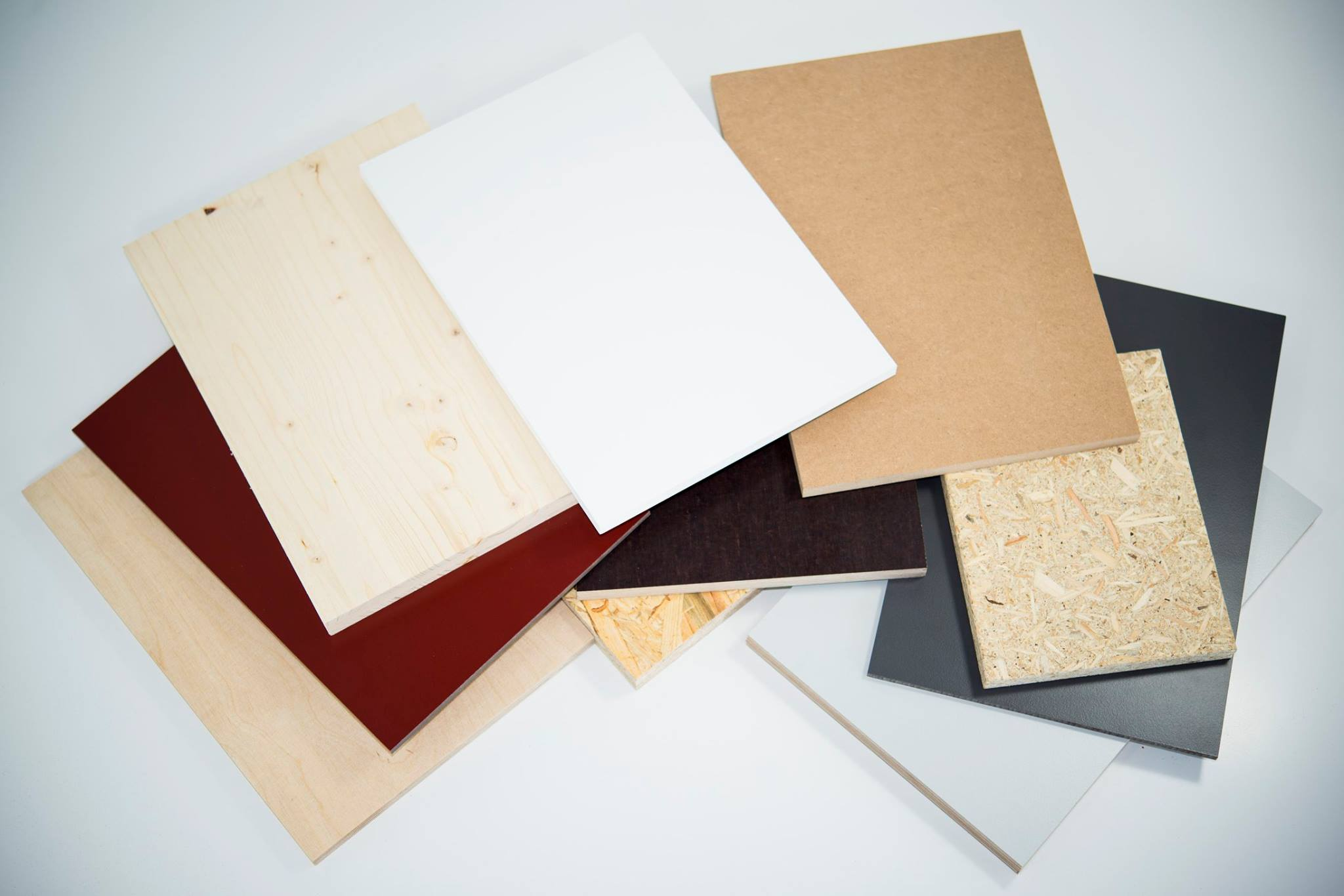 Holzzuschnitte in Gevelsberg - Verschiedene Plattenwerkstoffe
