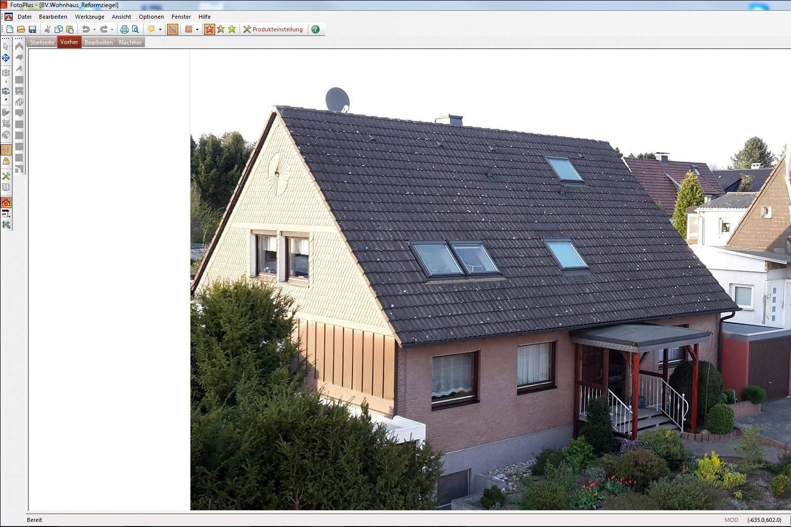 Unsere Serviceleistungen: Braas Fotoplus Dachkonfigurator