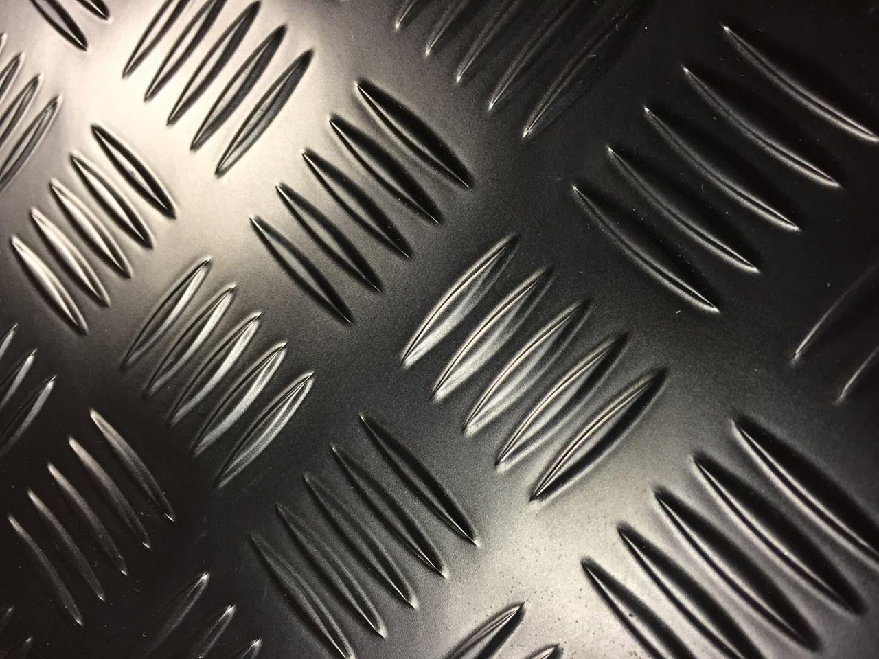 Pulverbeschichtete Aluminiumbleche (Quintettbleche)