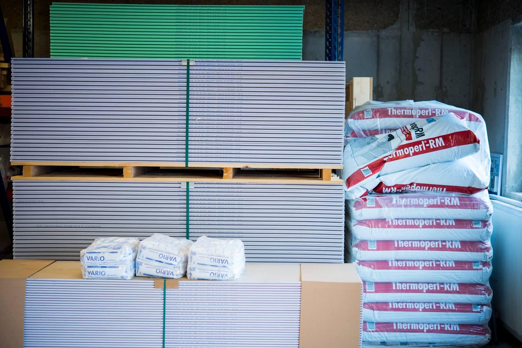 Gipskartonplatten & Trockenbauprofile in Gevelsberg kaufen - Scherwat