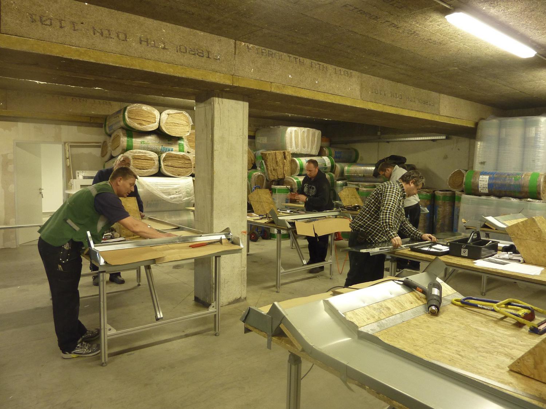 RHEINZINK Workshop B in Gevelsberg