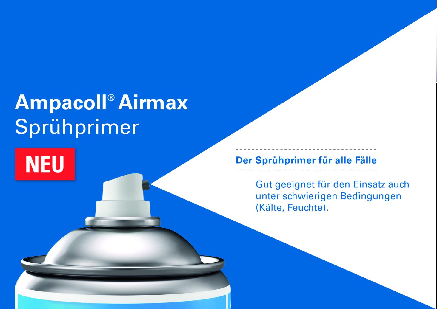 Ampack Ampacoll Airmax Primer (Sprühdose)