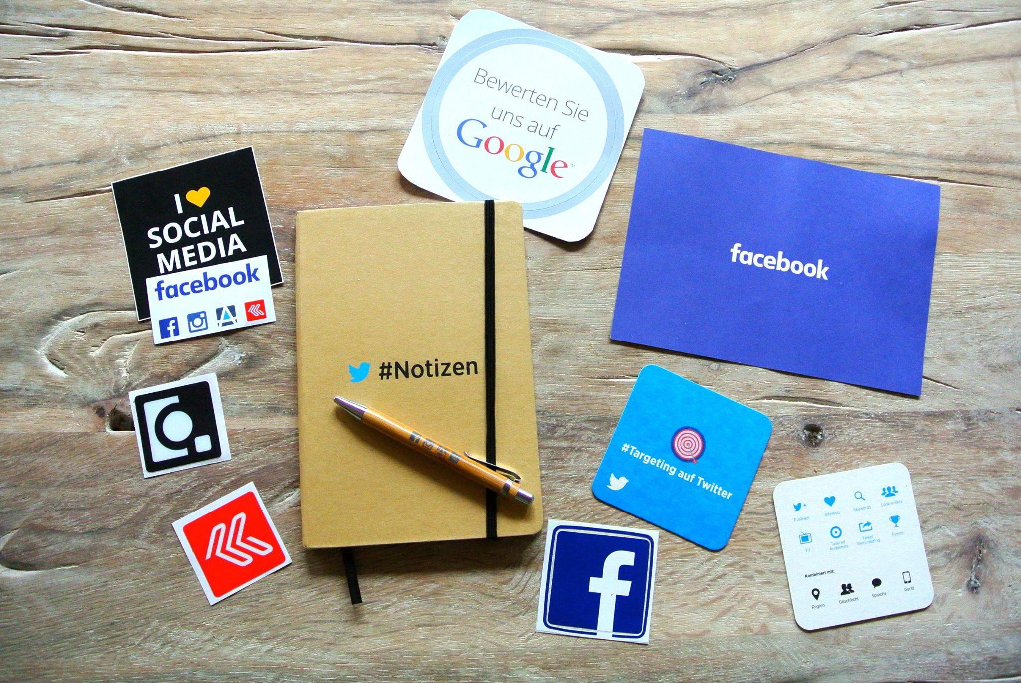 Soziale Netze: Wo Sie uns noch finden, erfahren Sie hier!