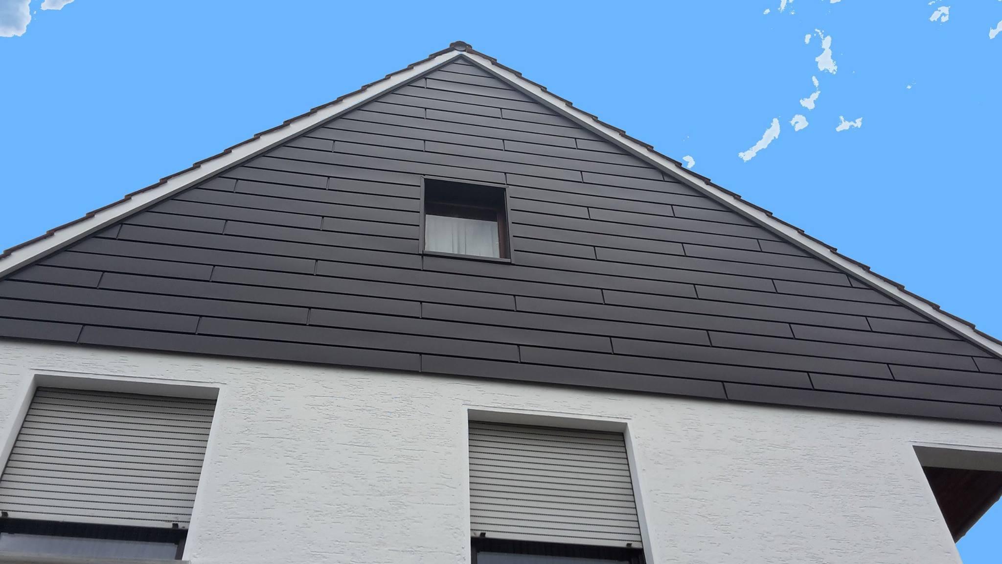 Hauspaneel von haushaut - Das Fassadensystem