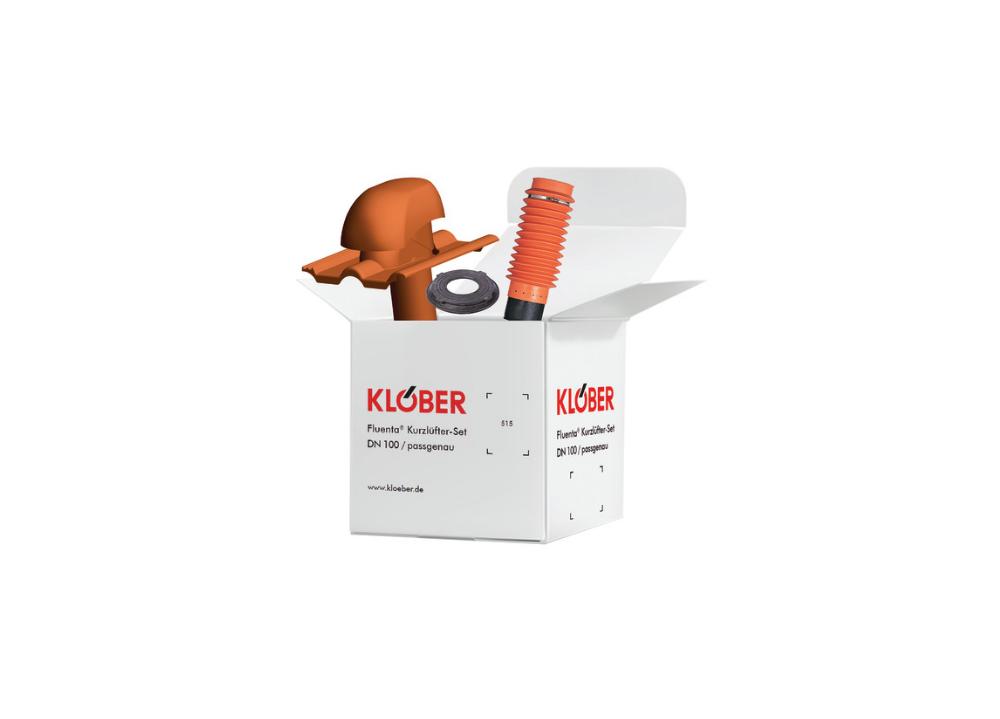 Steildachlüfter Klöber Fluenta® DN100