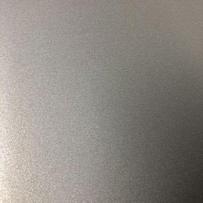 Aluminiumbleche in silber RAL 9006