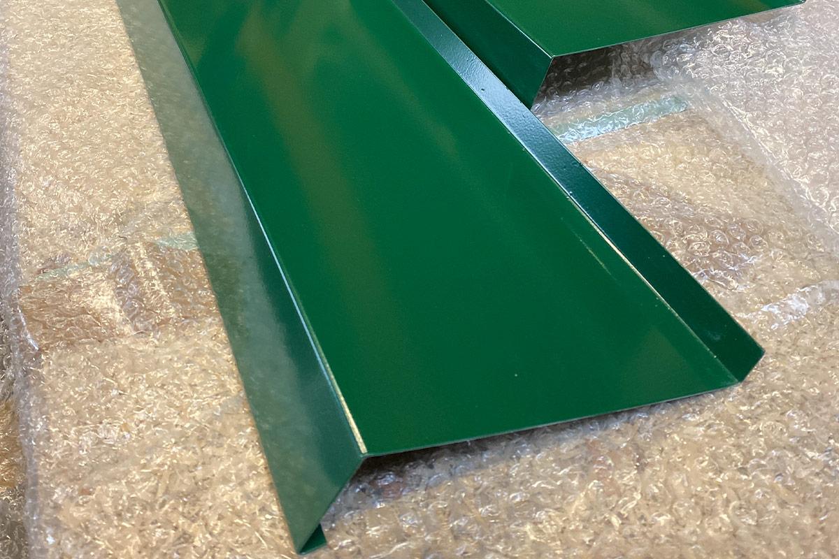Aluminiumbleche in Ihrer Wunschfarbe - Bleche beschichten lassen