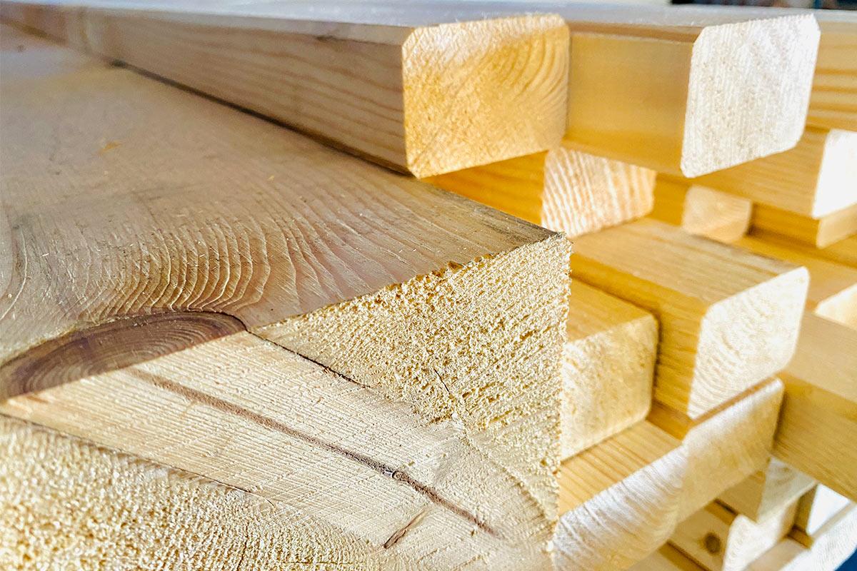 Liefersituation bei Holz und Holzwerkstoffen